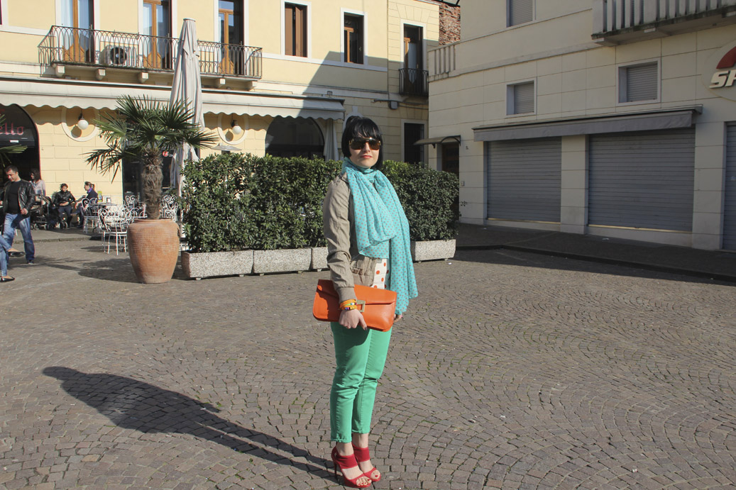 thechilicool spring is in my heart marc jacobs clutch