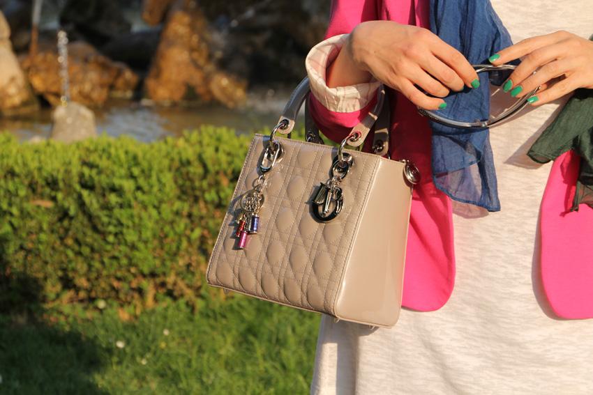 Купить аксессуары Christian Dior сумка в Москве