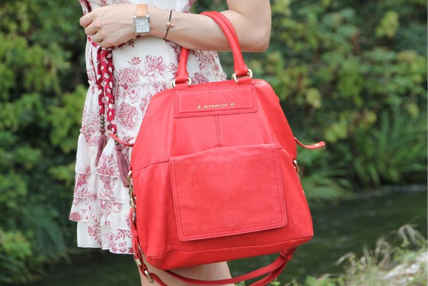 Сумка живанши красная : Женские сумки : Интернет магазин сумок