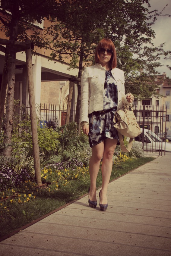 alessia milanese,thechilicool,fashion blog,fashion blogger, such a romantic day, balenciaga bag, cesare paciotti shoes