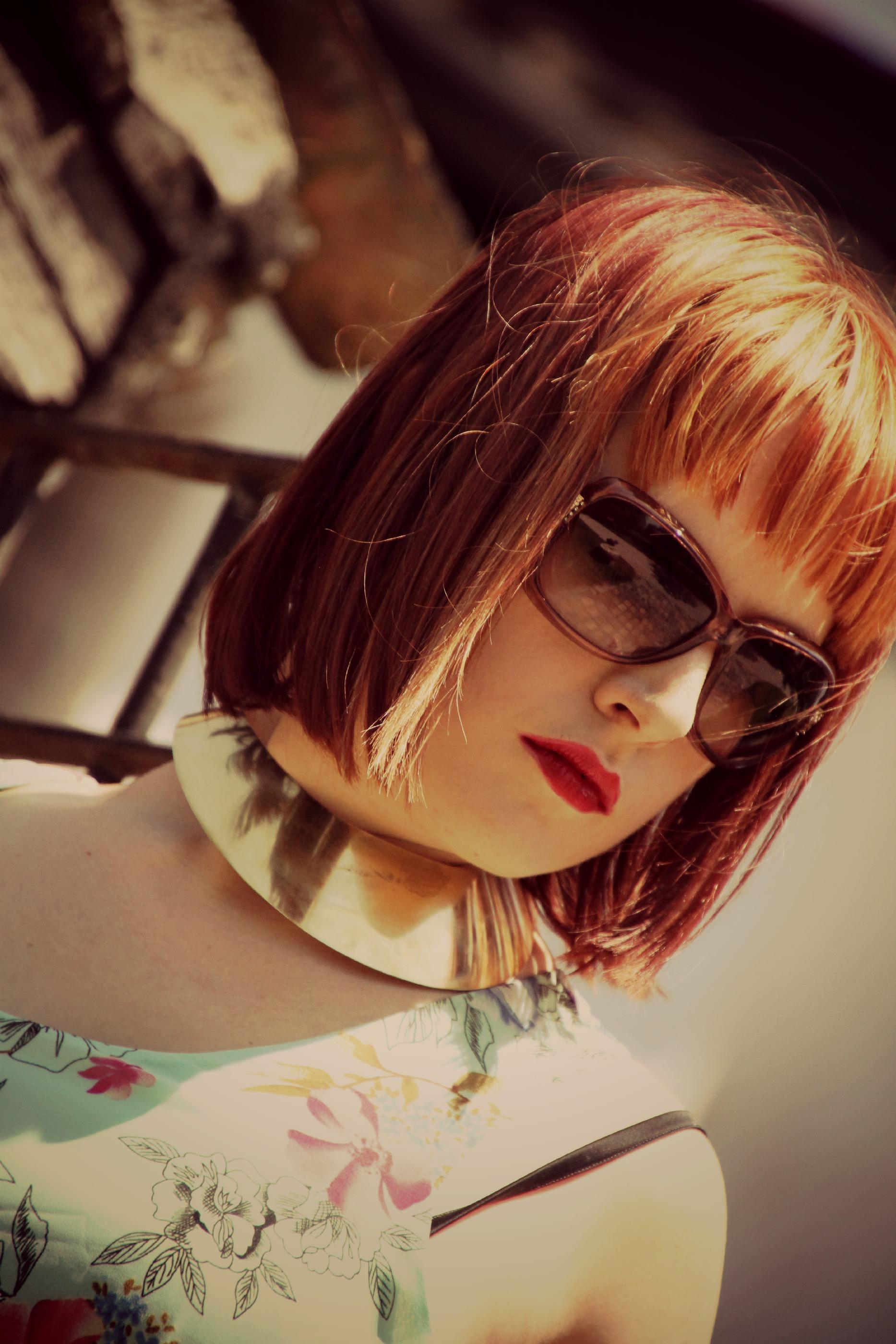 alessia milanese, thechilicool,fashion blog, fashion blogger, balenciaga bag, shenside dress