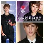 "Justin Bieber perfume ""Someday"""