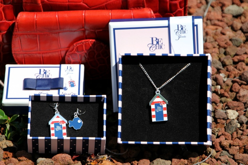 BE CHIC JEWELS Navy Chic with Be Chic: show your stripes !