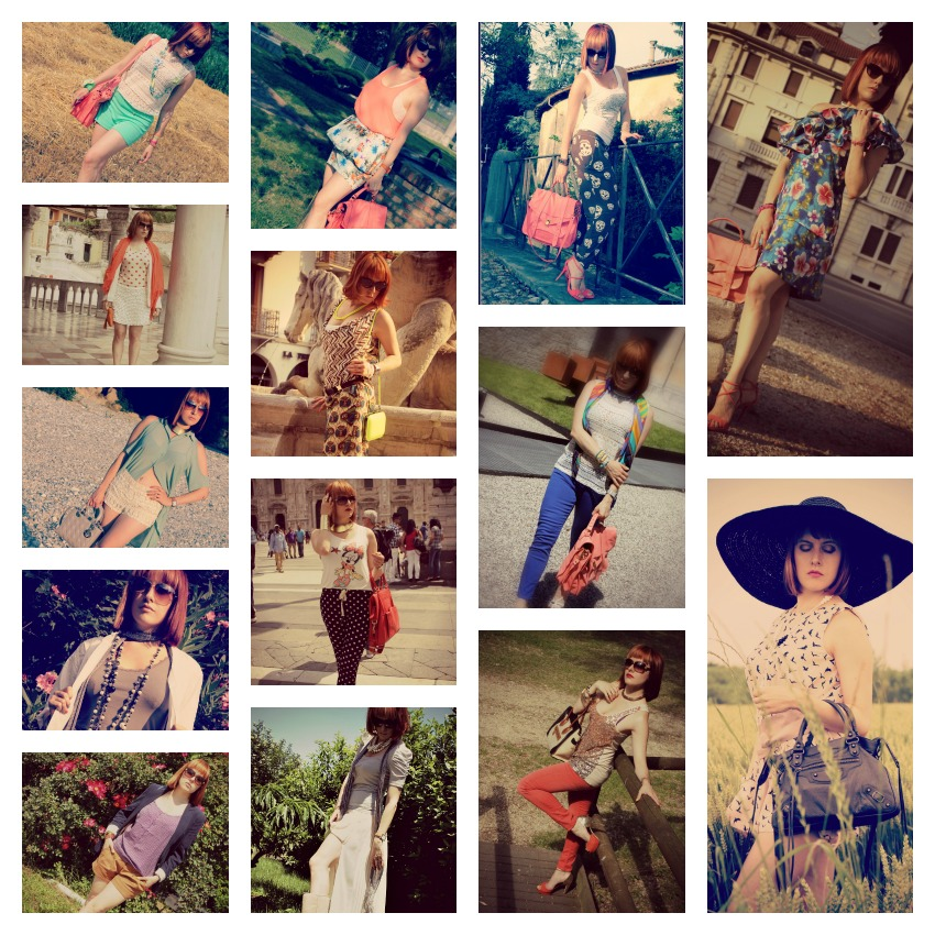 BEST OF JUNE OUTFITS Best of: June outfits