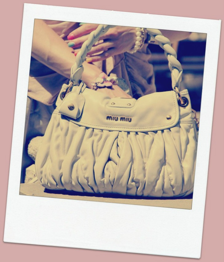 MIU MIU COFFER BAG 2 Want the it bag of your dreams? Find out how to get it!