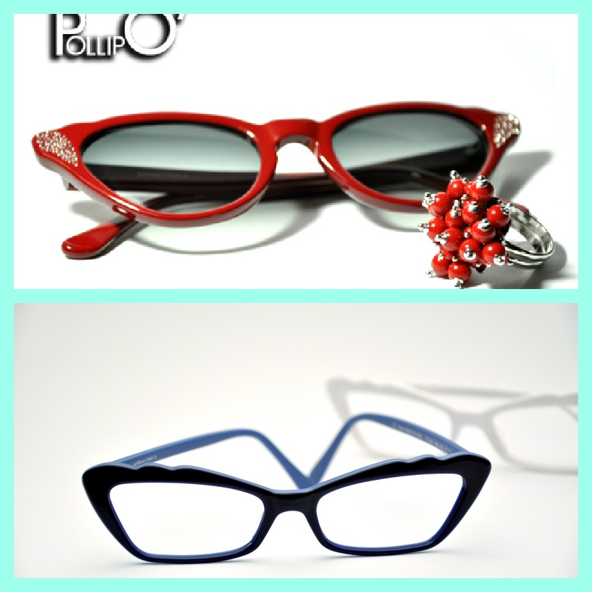 POLLIPò 3 Pollipò eyewear: glamour for your glasses