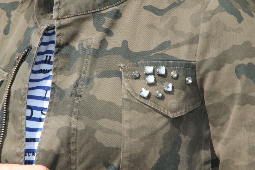 Italia Ripped And Thechilicool Fashion Jacket Blog Jeans Military Zxrf0qZ7