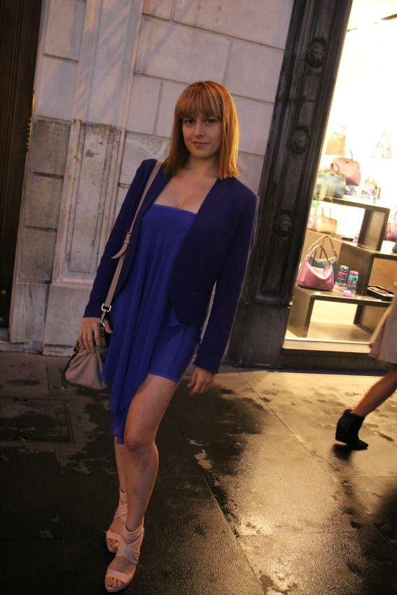 91 Rome VFNO 2012: Pinko and my outfit