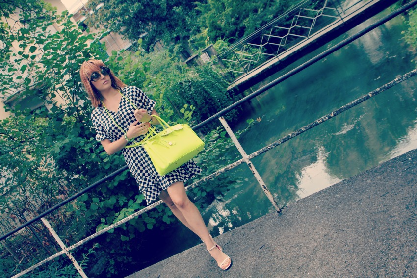 alessia milanese,thechilicool,fashion blog,fashion blogger, pinko dress, cesare paciotti sandals