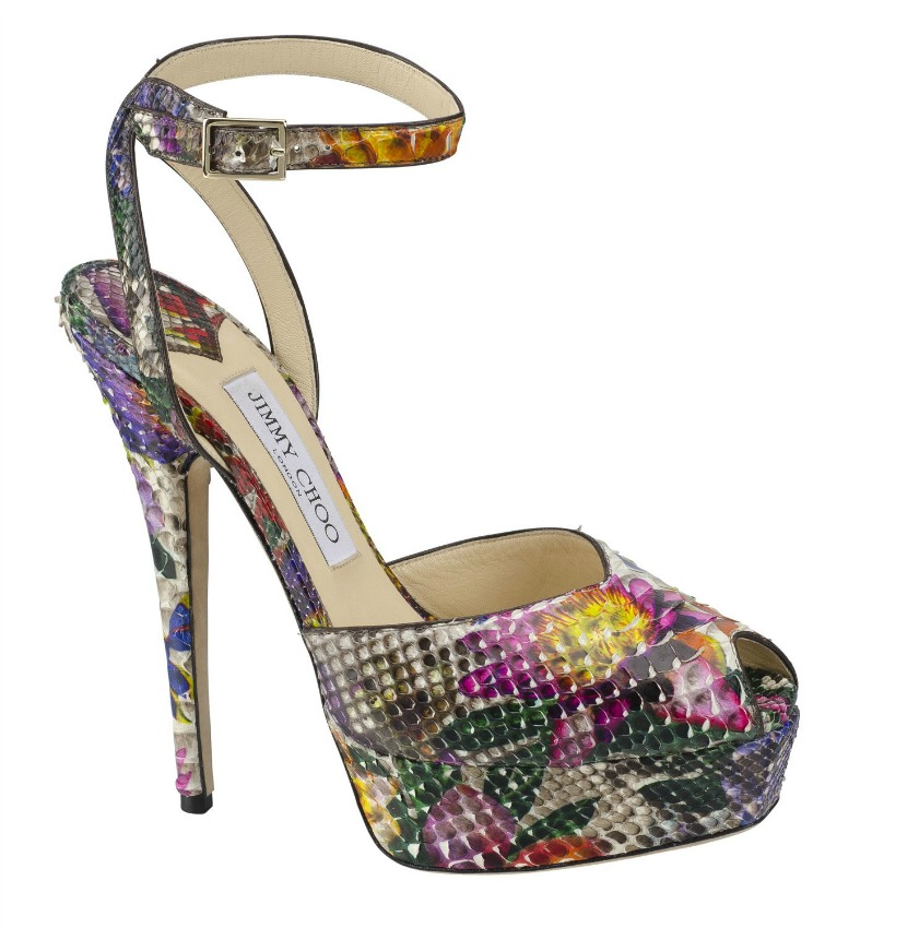 Lola Jimmy Choo SS 2013 collection