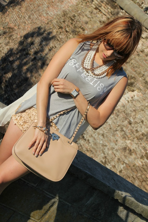 alessia milanese,thechilicool,fashion blog,fashion blogger, valentino rockstud bag, last summer outfit
