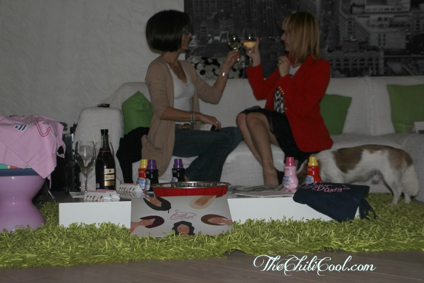 alessia milanese,thechilicool,fashion blog,fashion blogger, swap party with woolite