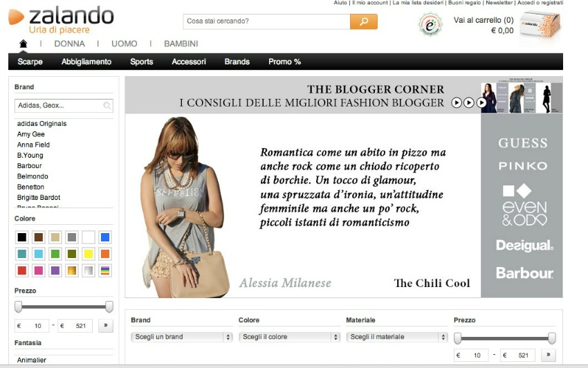 alessia milanese,thechilicool,fashion blog,fashion blogger, a chili selection for zalando, zalando blogger corner , le migliori blogger italiane