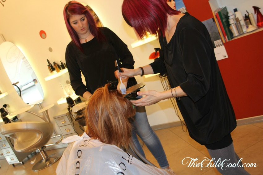 alessia milanese, thechilicool, fashion blog, fashion blogger,nashi life best color for your hair, landoll