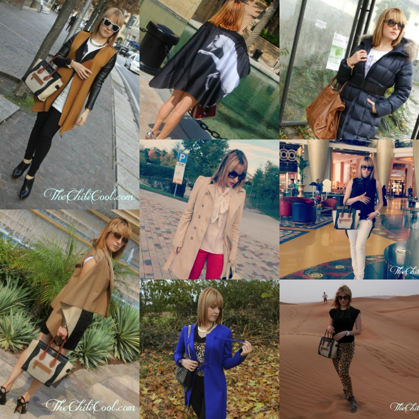 alessia milanese,thechilicool,fashion blog,fashion blogger, balenciaga bag, celine bag, best of november outfits