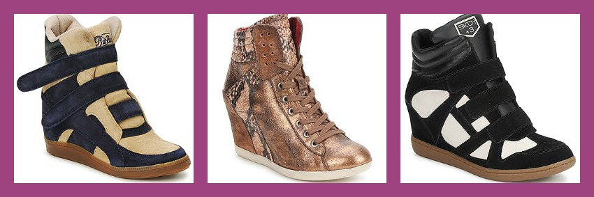 alessia milanese,thechilicool,fashion blog,fashion blogger,shopping tips  WEDGE SNEAKERS, spartoo