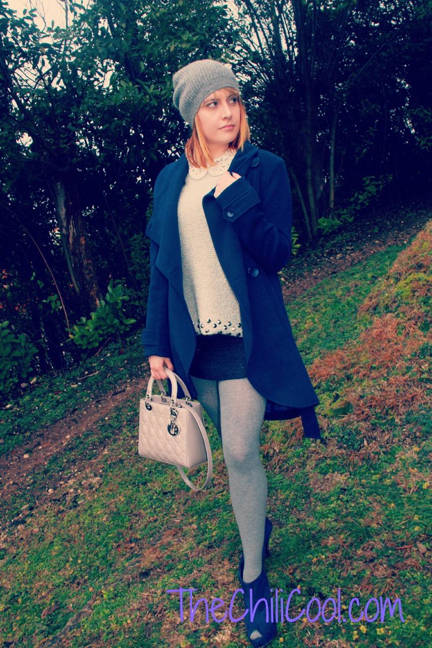 alessia milanese, thechilicool, fashion blog, fashion blogger, la semplicità è la chiave di volta, lady dior bag