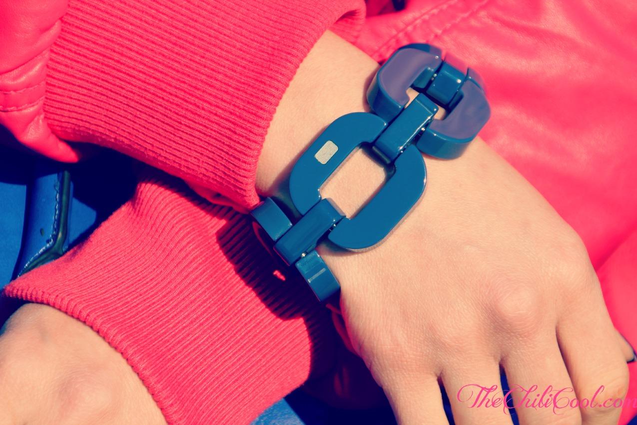 alessia milanese, thechilicool, fashion blog, fashion blogger,rosso corallo, blu elettrico e...ed è subito primavera