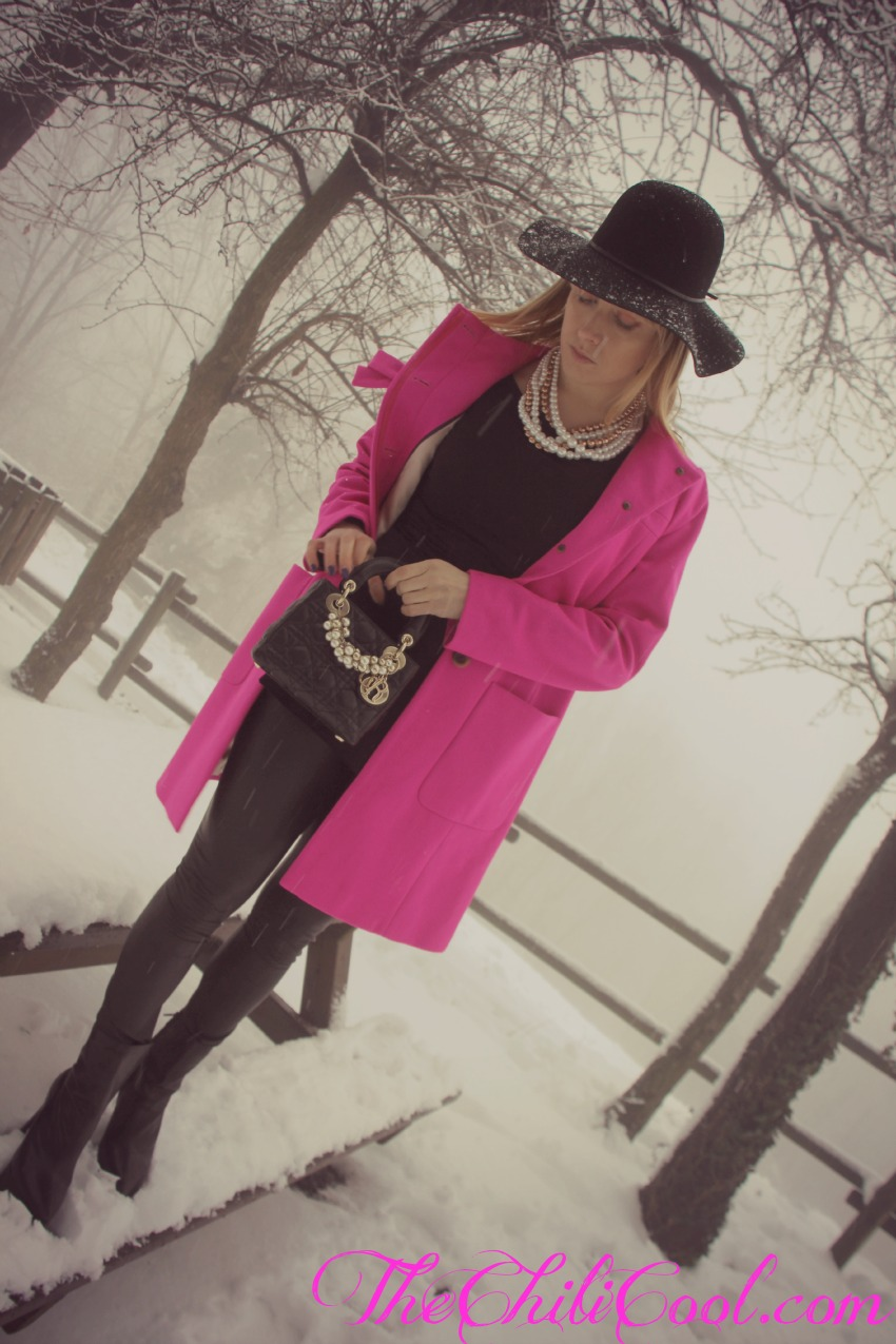 alessia milanese, thechilicool, fashion blog, fashion blogger,c'è la neve nei miei ricordi..., lady dior bag, theysken's theory boots
