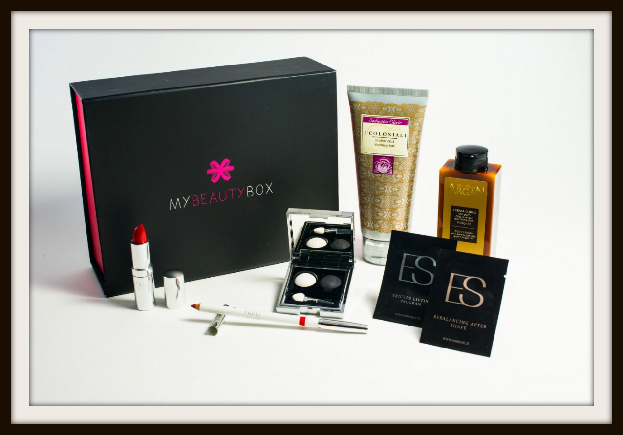 alessia milanese, thechilicool, fashion blog, fashion blogger,my-beauty-box febbraio recensione + giveaway, i coloniali, donne in rete