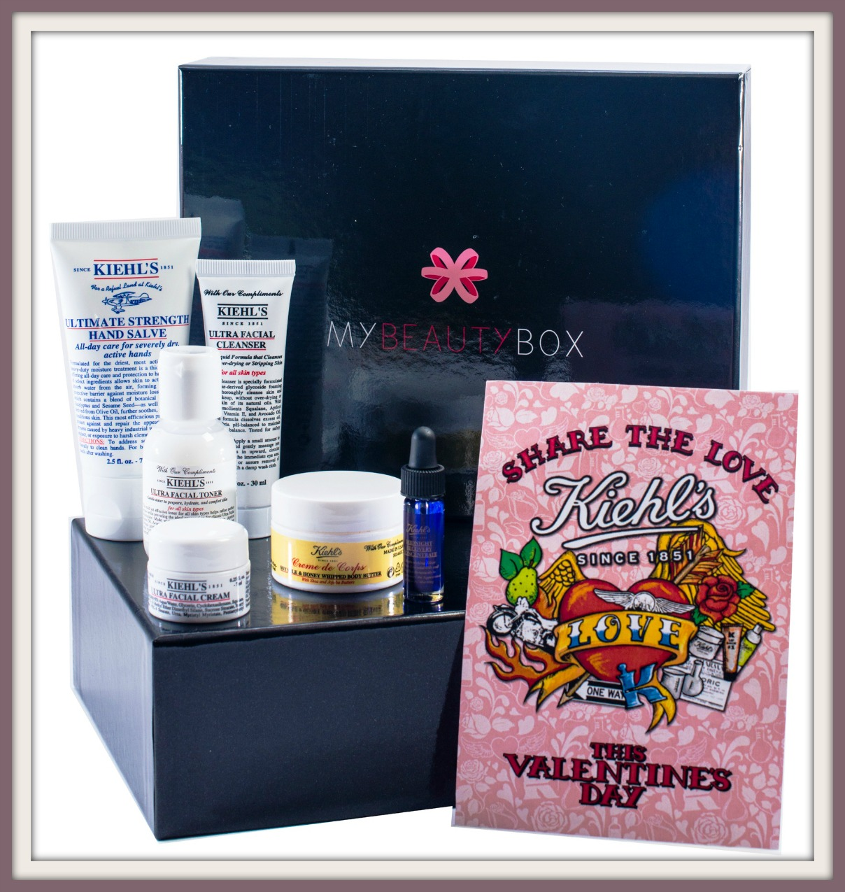alessia milanese, thechilicool, fashion blog, fashion blogger,my-beauty-box.gennaio review + giveaway, kiehl's, sos villaggi dei bambini italia
