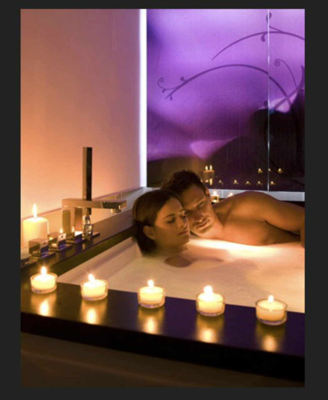 Романтика ванна гладил 2 фотография