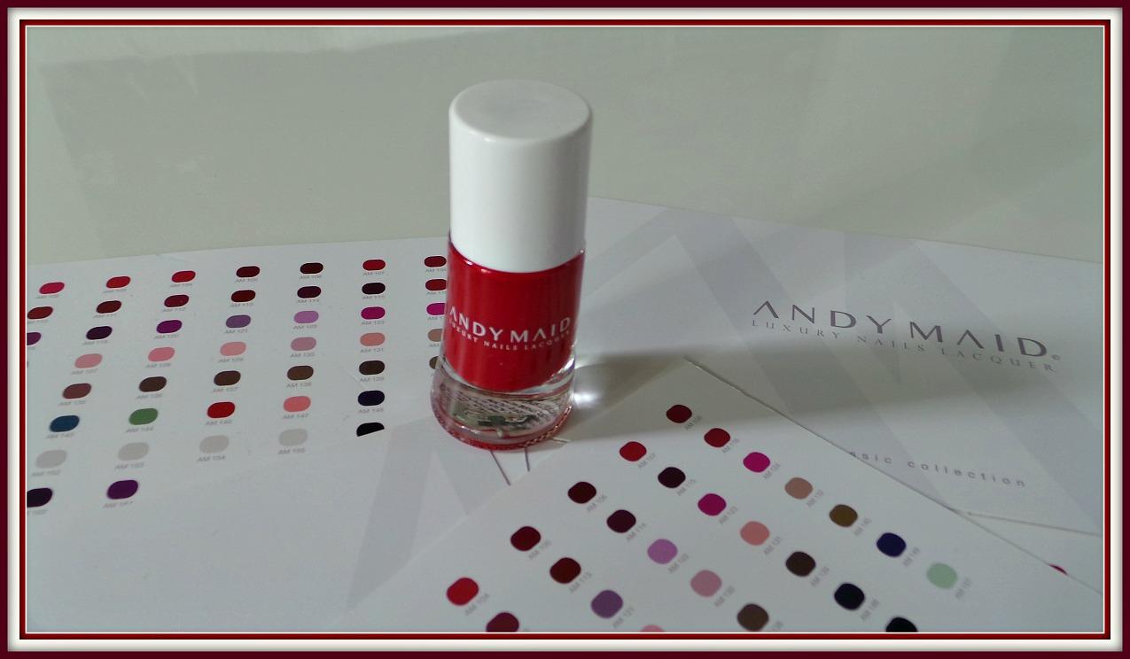 alessia milanese, thechilicool, fashion blog, fashion blogger,vestiamo di lusso le nostre mani con gli smalti andy maid