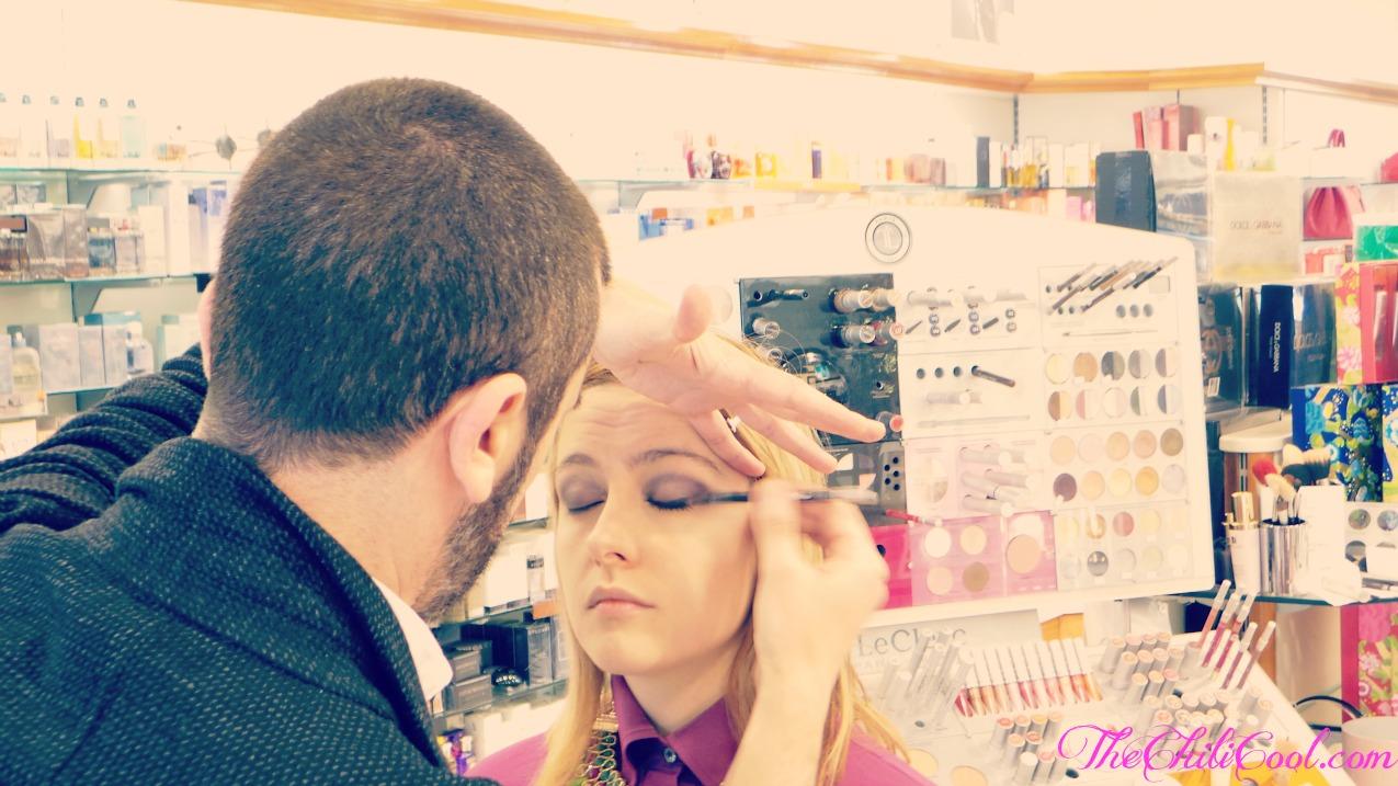 alessia milanese, thechilicool, fashion blog, fashion blogger,la magia del make up firmato t le clerc perchè tutte amiamo sentirci principesse per un giorno, mon parfum , luigi minelli