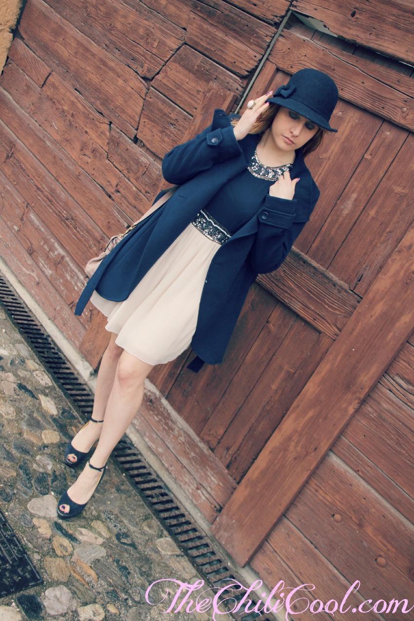 alessia milanese, thechilicool, fashion blog, fashion blogger,un tuffo negli anni '20 con il mio abitino la kore, alexa mulberry bag
