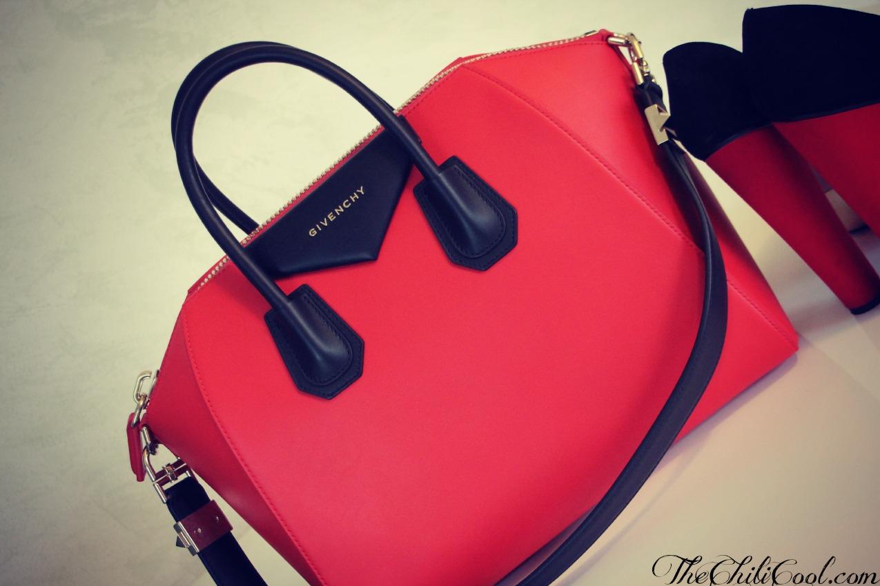 alessia milanese, thechilicool, fashion blog, fashion blogger,ANTIGONA GIVENCHY BAG quando la perfezione sposa una borsa