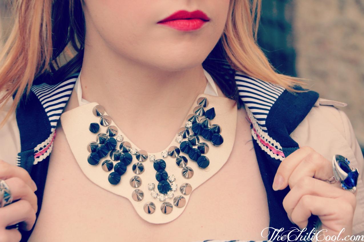 alessia milanese, thechilicool, fashion blog, fashion blogger,semplicemente navy, con un'aggiunta di beige, givenchy bag