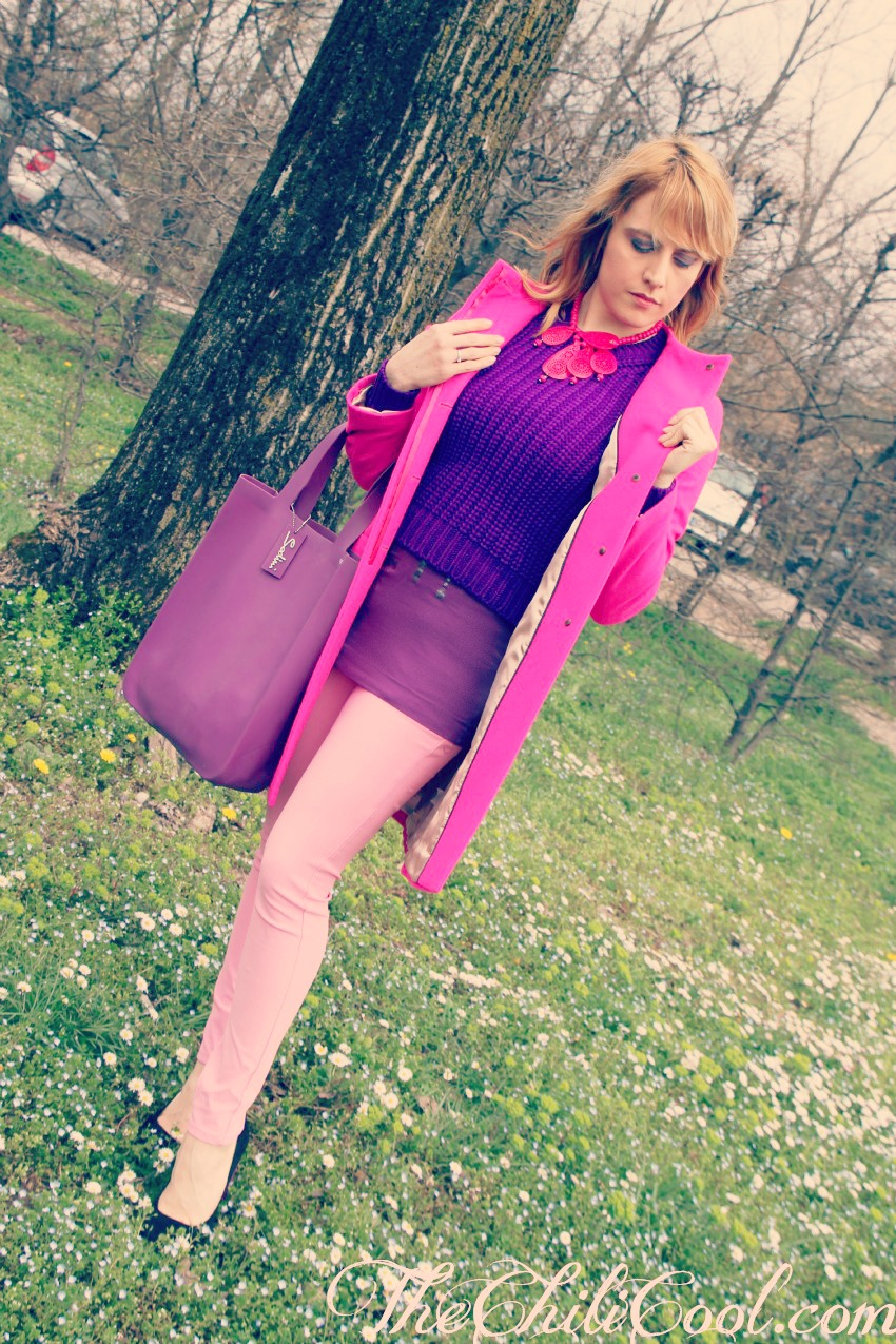 alessia milanese, thechilicool, fashion blog, fashion blogger,alchimia di viola e rosa, cappotto j crew