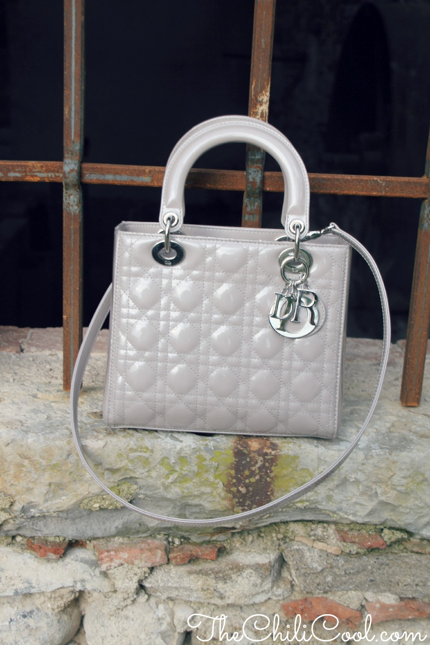 alessia milanese, thechilicool, fashion blog, fashion blogger,le principesse moderne indossano abiti lunghi e dettagli rock , lady dior bag