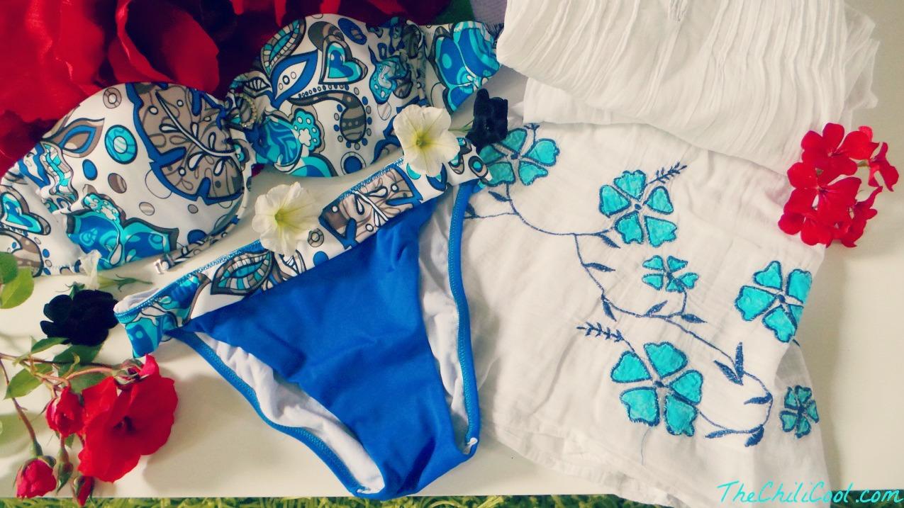 alessia milanese, thechilicool, fashion blog, fashion blogger,sogno di una notte di mezza estate con i costumi linea mare blu