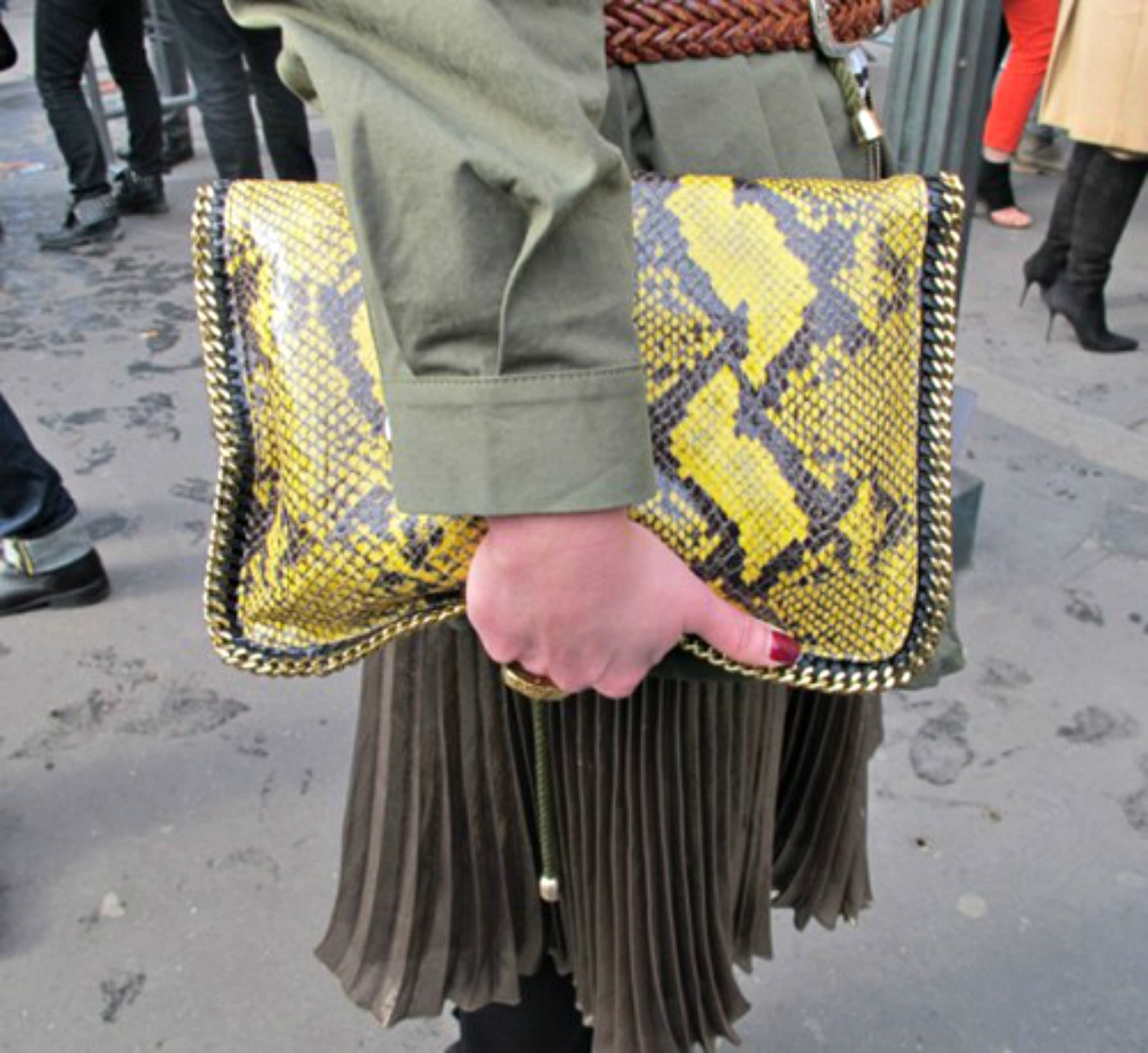 alessia milanese, thechilicool, fashion blog, fashion blogger,it bags come reinterpretare in chiave eco chic la moda con la falabella di stella mc cartney