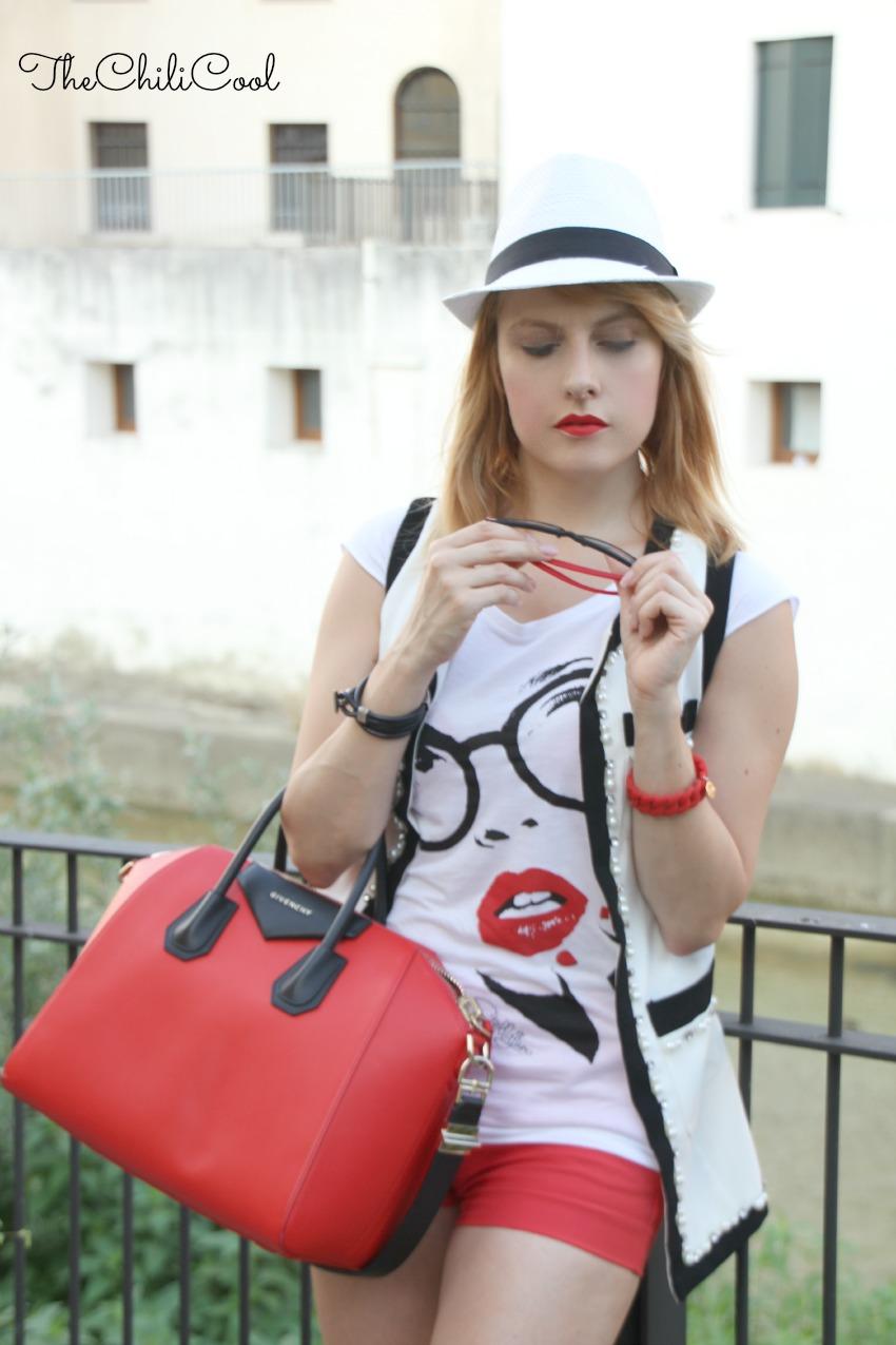 alessia milanese, thechilicool, fashion blog, fashion blogger,quello che conta, in fondo, è la passione best outfits luglio 2013, antigona bag givenchy, rockstud bag valentino, marcie chloe, chanel 2.55 bag, lady dior bag