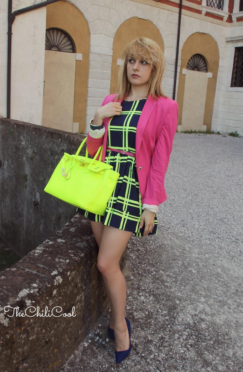 alessia milanese, thechilicool, fashion blog, fashion blogger, efoxcity, outfit, blog di moda italiani