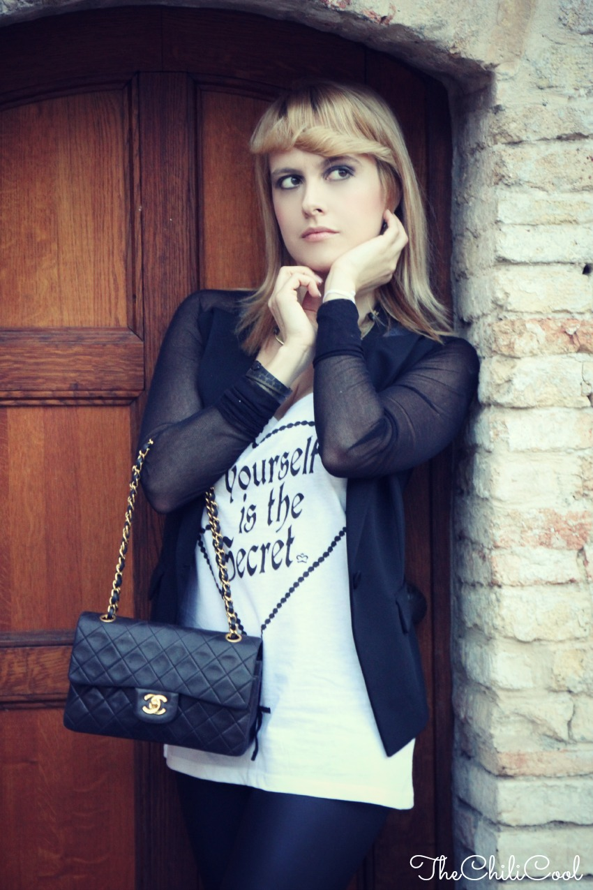 alessia milanese, thechilicool, fashion blog, fashion blogger, chanel 2.55 bag , black power e amore. perchè loving yourself is the secret