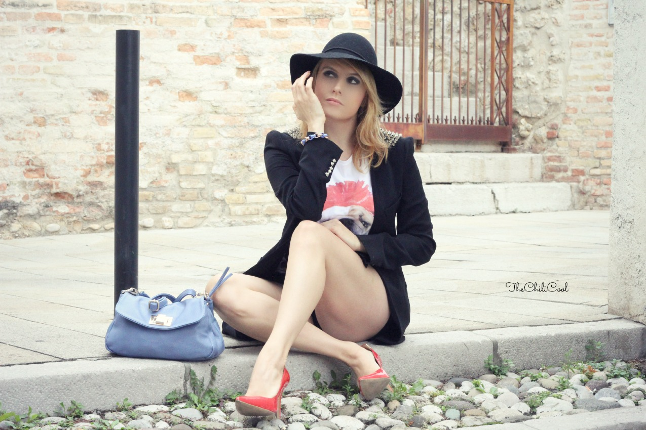 alessia milanese, thechilicool, fashion blog, fashion blogger, dress code