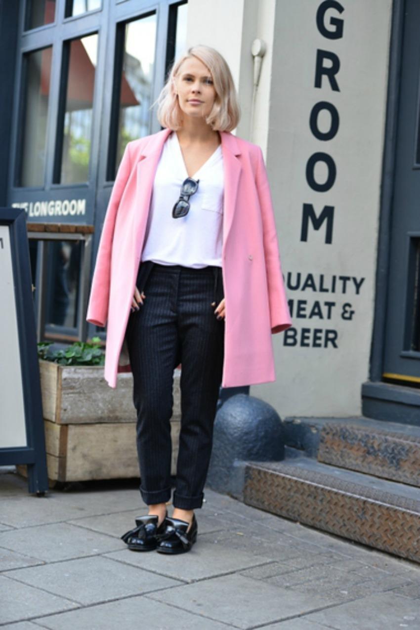 women think pink cappotti rosa in cui perdersi in un grigio sabato di ottobre, alessia milanese, thechilicool, fashion blog, fashion blogger