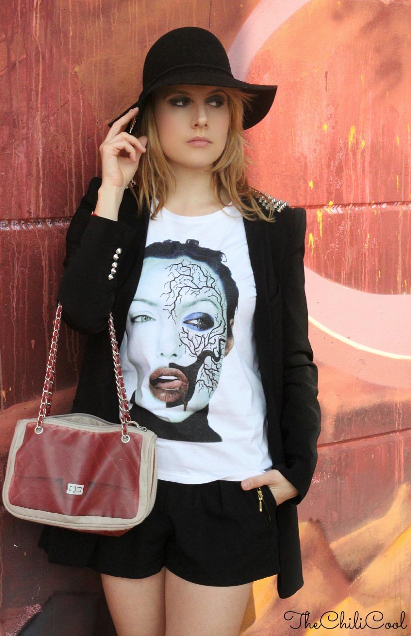 alessia milanese, thechilicool, fashion blog, fashion blogger,graffiti metropolitani, ed un inaspettato raggio di sole,