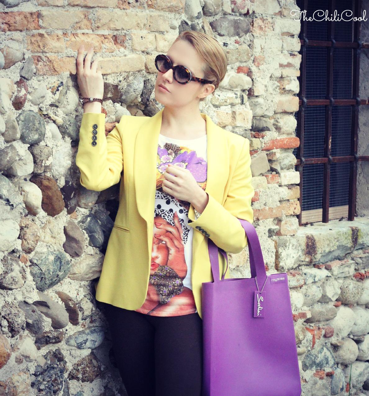 alessia milanese, thechilicool, fashion blog, fashion blogger,l'appeal solare del giallo e le calde sfumature della terra