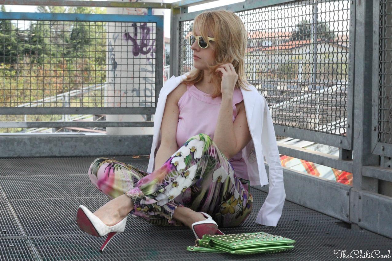 Un soffio di primavera in una domenica di Ottobre, alessia milanese, thechilicool, fashion blog, fashion blogger