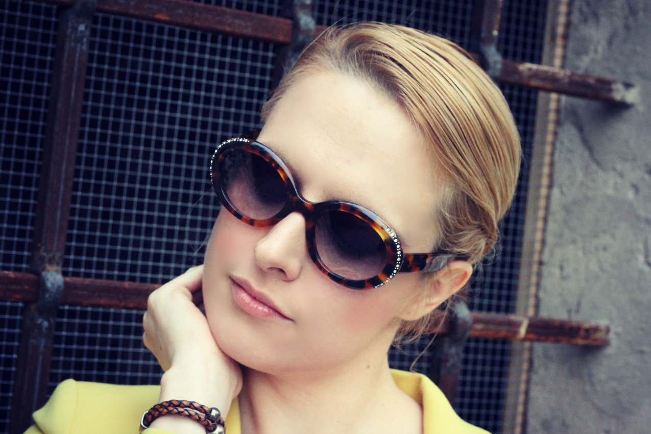 alessia milanese, thechilicool, fashion blog, fashion blogger,L'appeal solare del giallo si fonde con le calde tonalità della terra