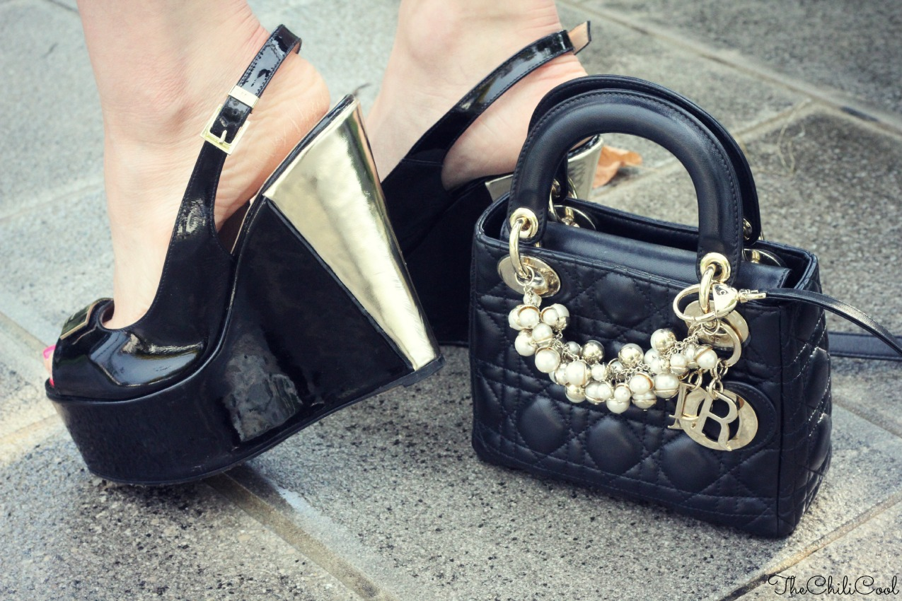 alessia milanese, thechilicool, fashion blog, fashion blogger, cinquanta sfumature di nero, lady dior bag