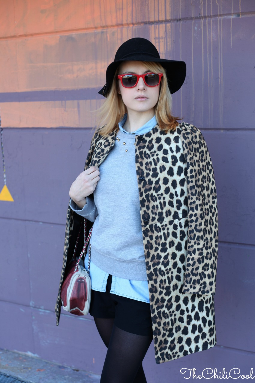 alessia milanese, thechilicool, fashion blog, fashion blogger,leopard prints on monday
