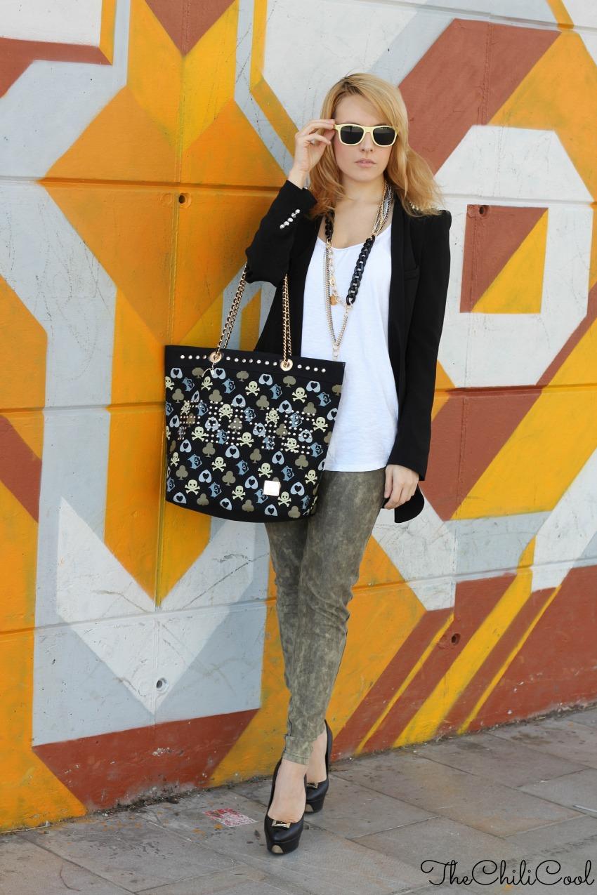 alessia milanese, thechilicool, fashion blog, fashion blogger, Il nero e l'oro. E le donne, che sono preziose, sempre.