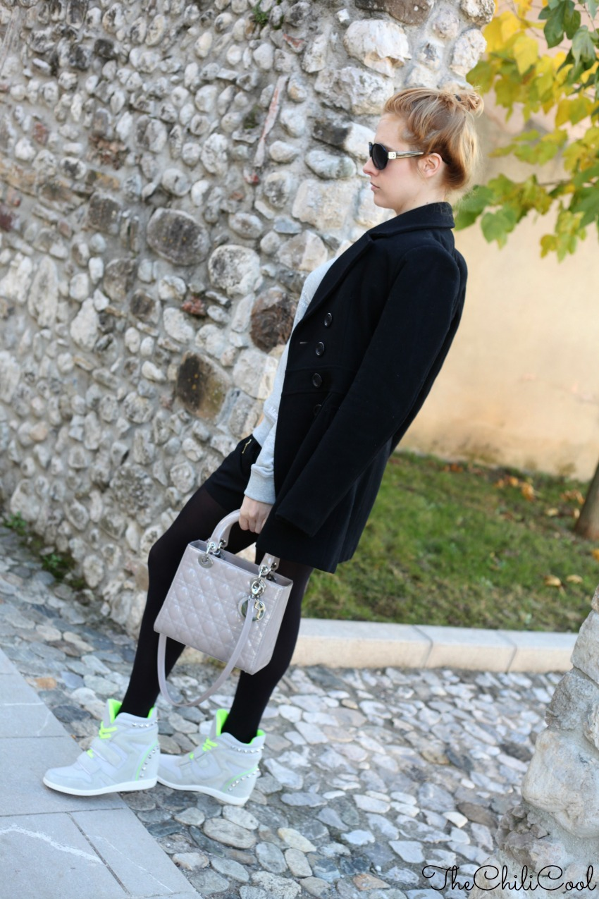 alessia milanese, thechilicool, fashion blog, fashion blogger,oxfam coin women's circle for change, lady dior bag