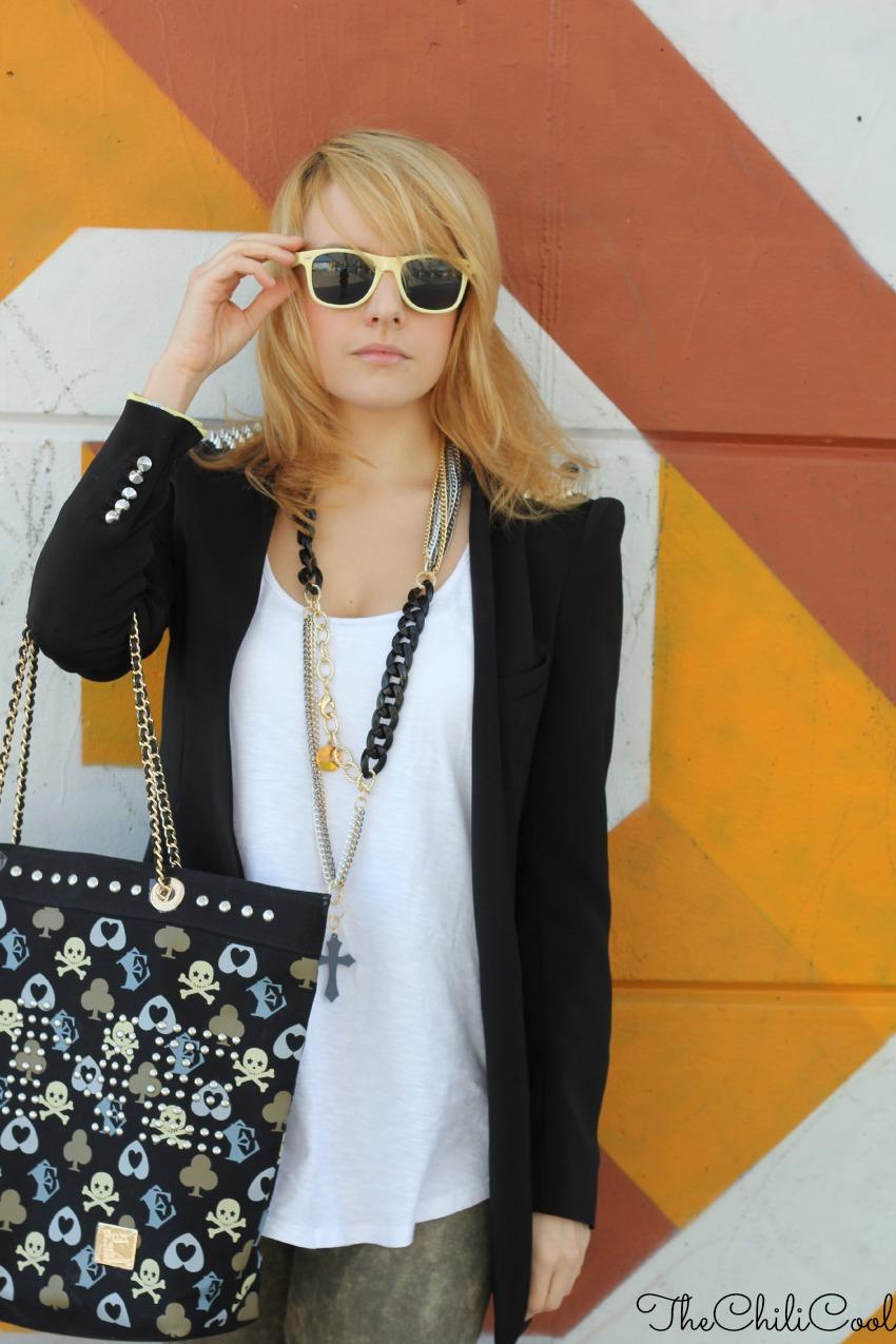 alessia milanese, thechilicool, fashion blog, fashion blogger,il nero e l'oro. E le donne, che sono preziose, sempre.