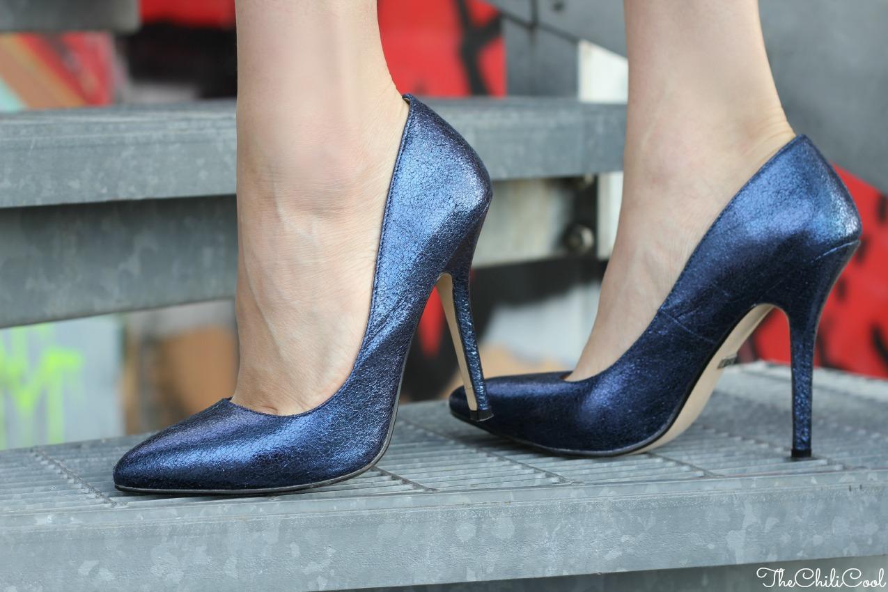 alessia milanese, thechilicool, fashion blog, fashion blogger,mood retro tra bianco e blu, lady dior bag